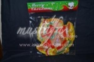 MERY CARISTMAS 3 BOYUTLU ASKI